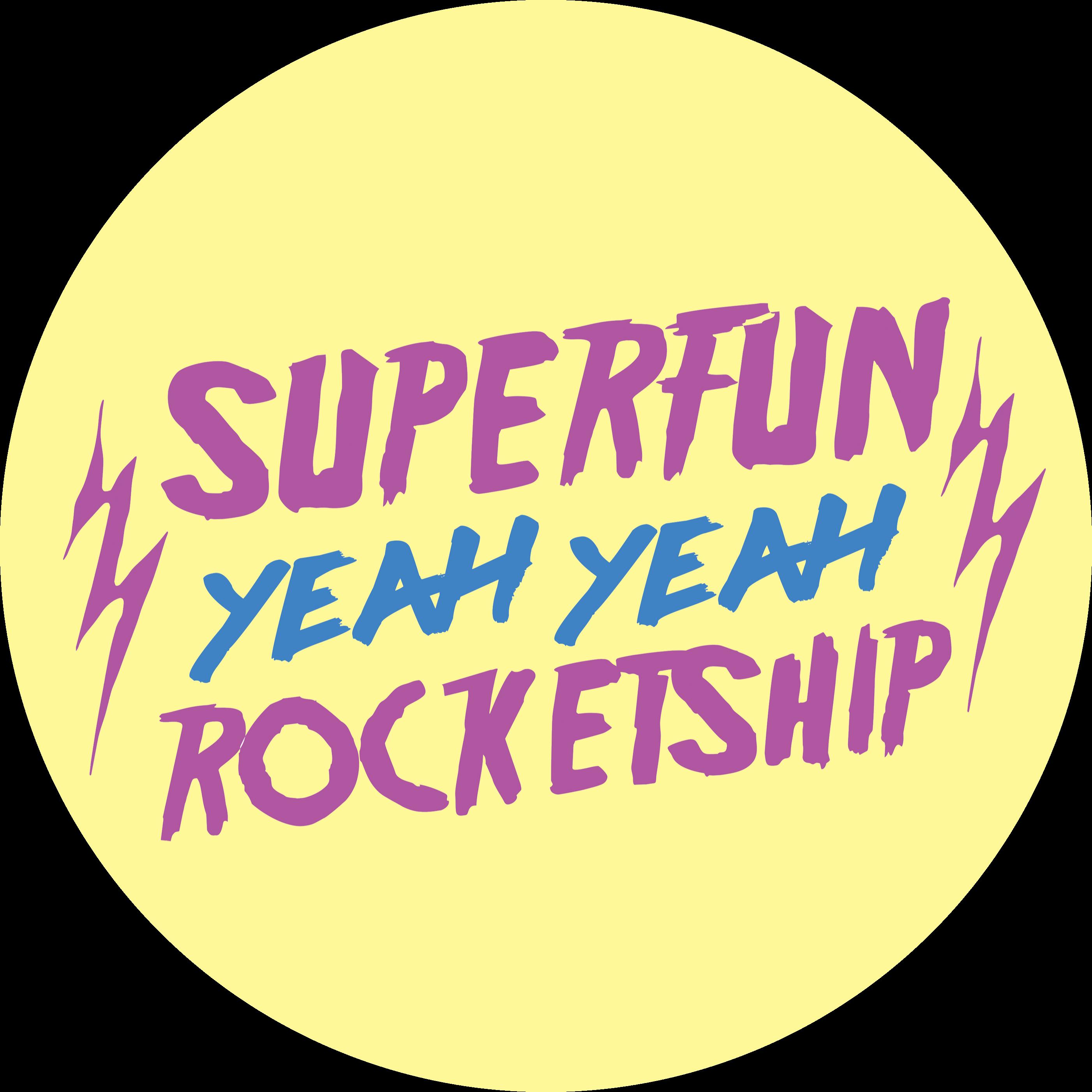 @superfunyeahyeahrocketship Profile Image | Linktree