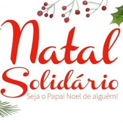 Natal solidário Backstage Invisivel