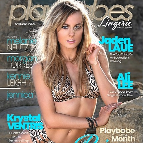 PLAYBABES LINGERIE SE - ON  MAGZTER NEWSTAND