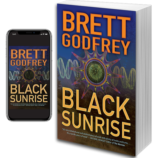 Brett Godfrey, Author (bmgodfrey) Profile Image | Linktree