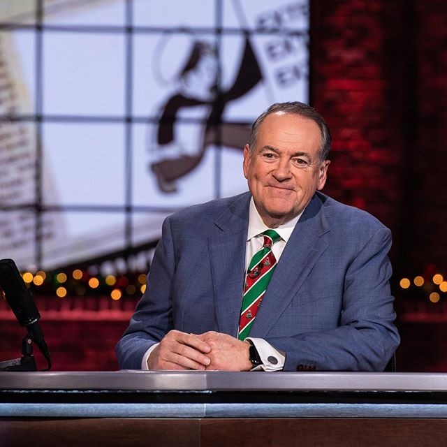 Sign up for the Huckabee letter!