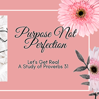 @DivineInGodMinistries Purpose not Perfection Link Thumbnail | Linktree