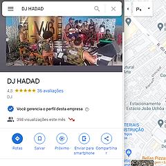DJ HADAD FALANDO SOBRE NOS Link Thumbnail | Linktree
