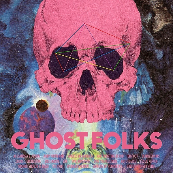 Spongecakeman V.A. - Ghost Folks Link Thumbnail   Linktree