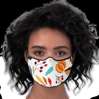 Be Stylish & Safe - Beautiful, COVID Safety Masks