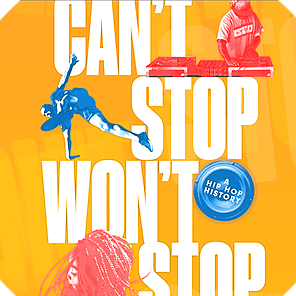 """March 24, 2021 (6pm ET): Jeff Chang, Dave """"Dave D"""" Cook, and April R. Silver Chat It Up about the New Release of CAN'T STOP WON'T STOP! It's Free!"""