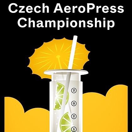 SCA ČR & Spolek výběrovky Stream Aeropress Championship 2021 Link Thumbnail   Linktree