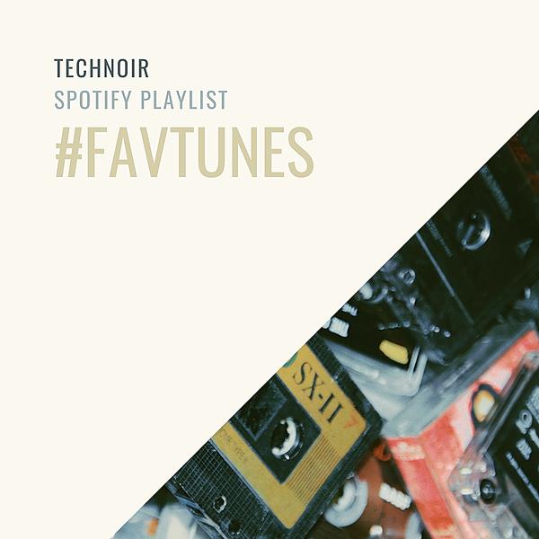 @technoirmusic #FAVTUNES - Playlist Link Thumbnail | Linktree