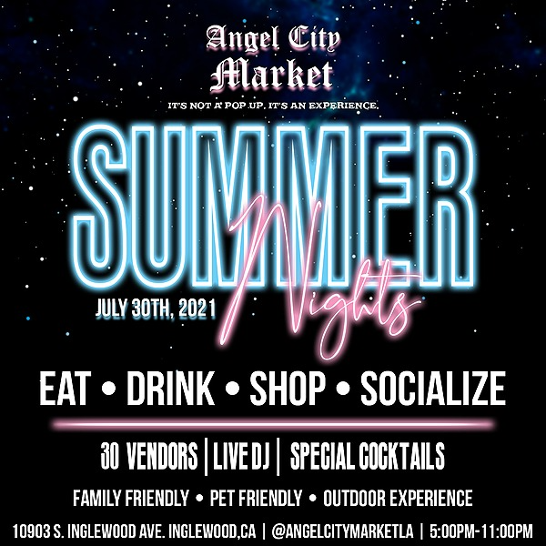 @angelcitymarket RSVP tickets: July 30th Angel City Market - Summer Nights Link Thumbnail | Linktree