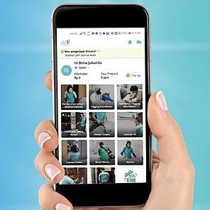 Download Aplikasi KliknClean - Dapatkan Promo Menarik