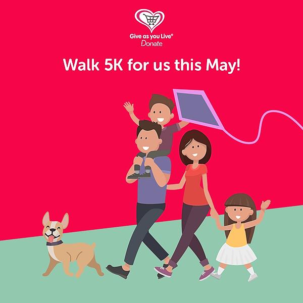 5k May!