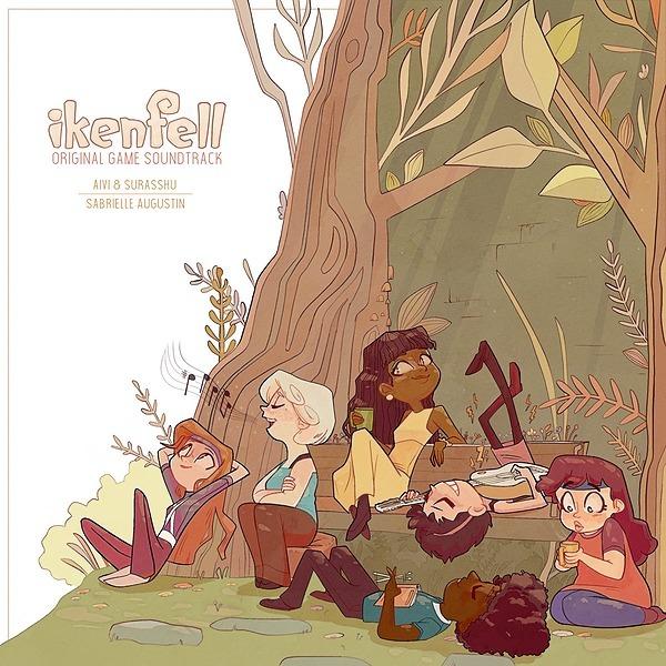 Ikenfell (Original Game Soundtrack) // Bandcamp