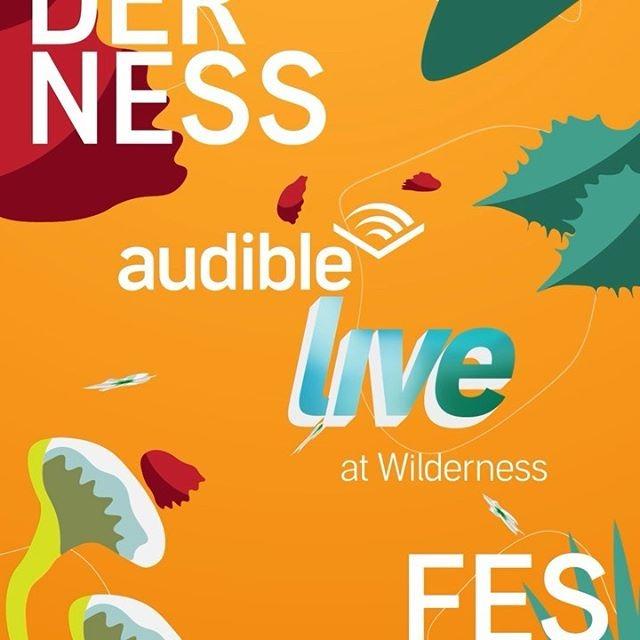 Audible UK Audible Live at Wilderness Festival 2019 Link Thumbnail | Linktree