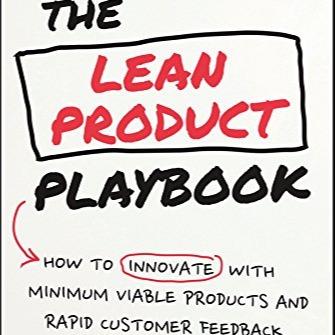 "#Bônus Melissa Perri - livro 5 ""The Lean Product Playbook"""