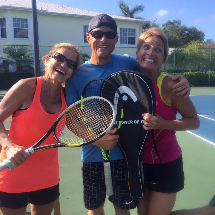 Closed Group Clinic (Tennis)