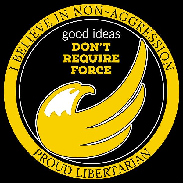Proud Libertarian Proud Libertarian - Official Website and Merchandise! Link Thumbnail | Linktree
