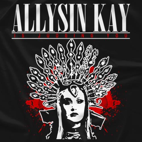 Allysin Kay PRO WRESTLING TEES STORE Link Thumbnail   Linktree