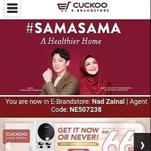 @Cuckoobyzznadiah Online E-Brandstore Link Thumbnail   Linktree