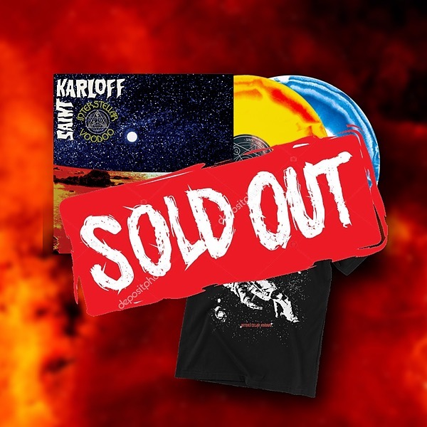 Deluxe 2LP Edition + t-shirt [SOLD OUT]