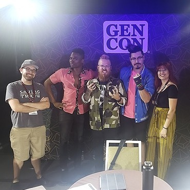 @whatiskiss Once More Unto The Dungeon World (2019) - Gen Con Link Thumbnail | Linktree
