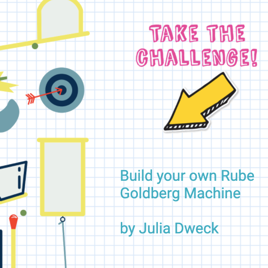 Build a Rube Goldberg Machine *STEAM & Very Popular!