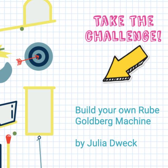@GiftedTawk Build a Rube Goldberg Machine *STEAM & Very Popular! Link Thumbnail | Linktree