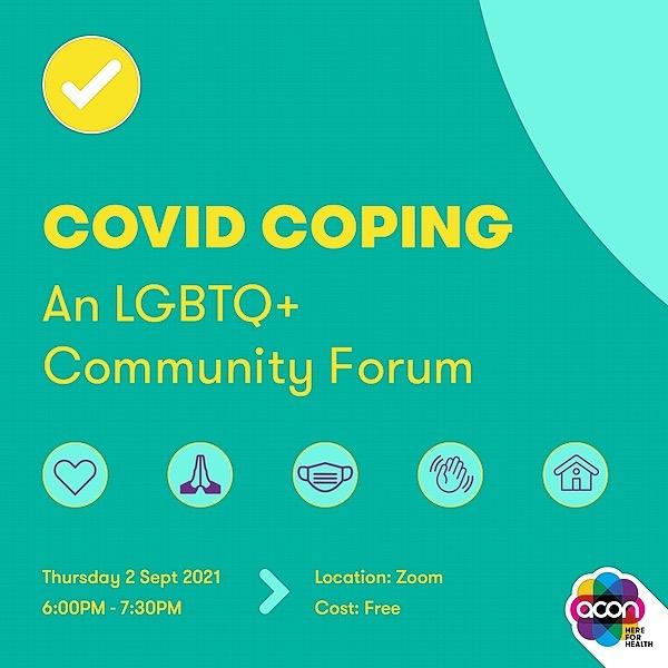 @ACONhealth COVID Coping Forum Link Thumbnail   Linktree