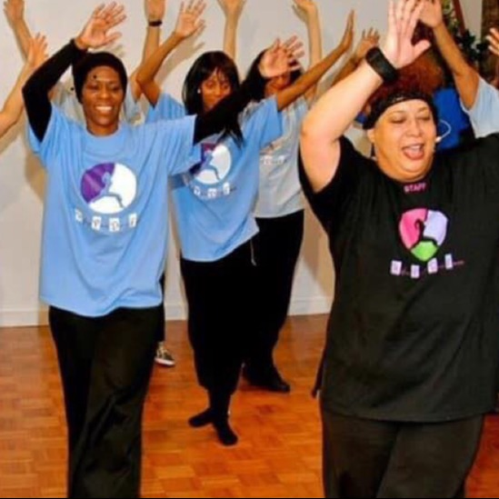@MarcyCodyRN TikTok 😇Highest Praise Dance Fitness Link Thumbnail | Linktree