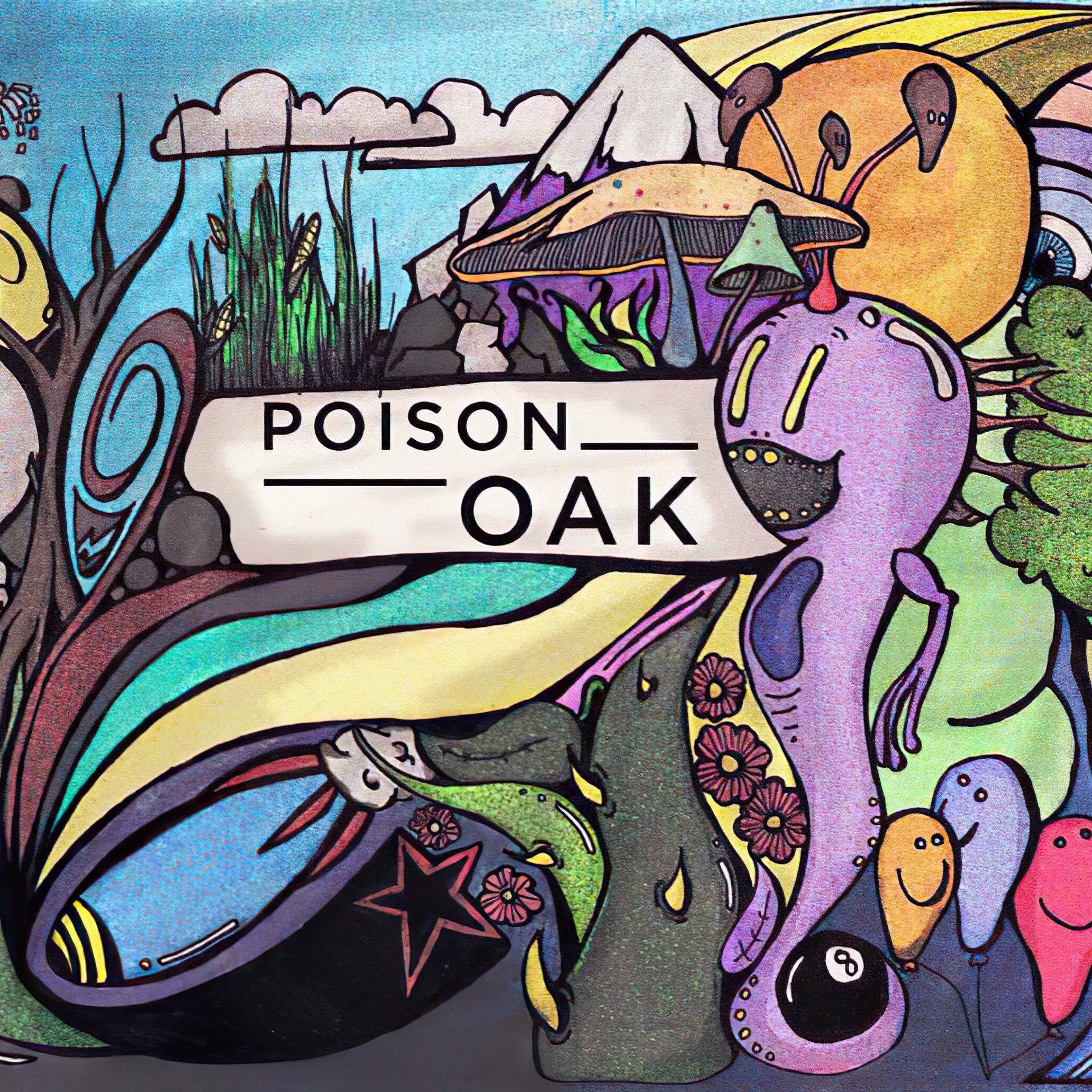 Poison Oak (poisonoak) Profile Image | Linktree