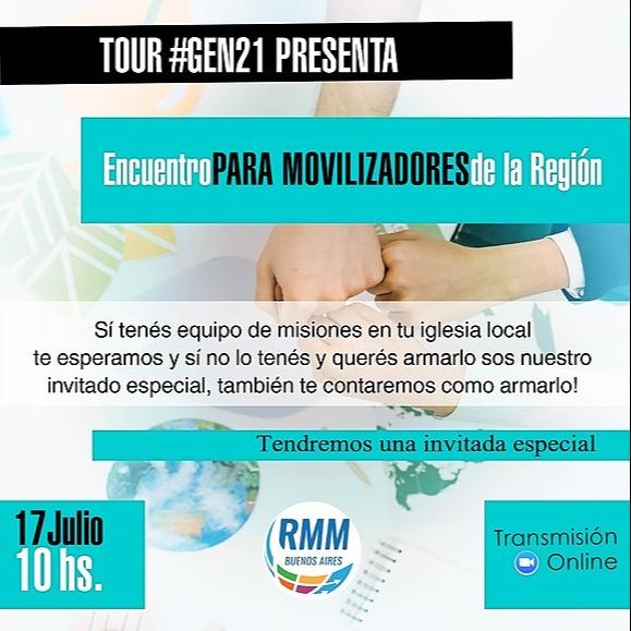 @RMMRegionBsAs_R1 Tour #GEN21 - Encuentro para Movilizadores  Link Thumbnail | Linktree