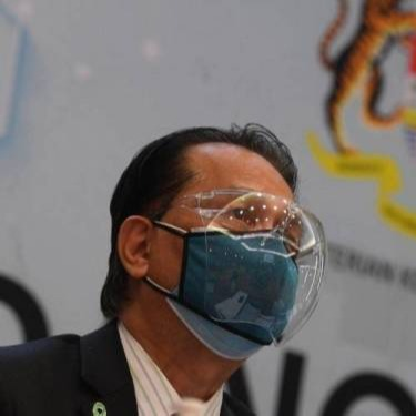 @sinar.harian Guna alat pelindung muka bersama pelitup muka: Dr Noor Hisham Link Thumbnail | Linktree