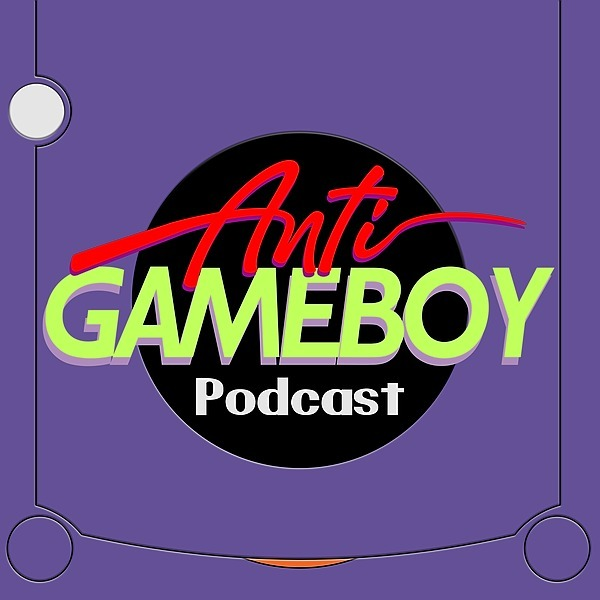 ANTIFanboy ANTiGameboy Podcast Link Thumbnail | Linktree