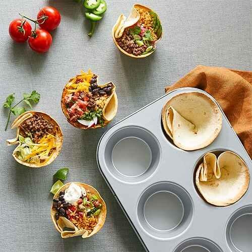 Katie Bardo @katiebardopc Burrito Cups Link Thumbnail | Linktree
