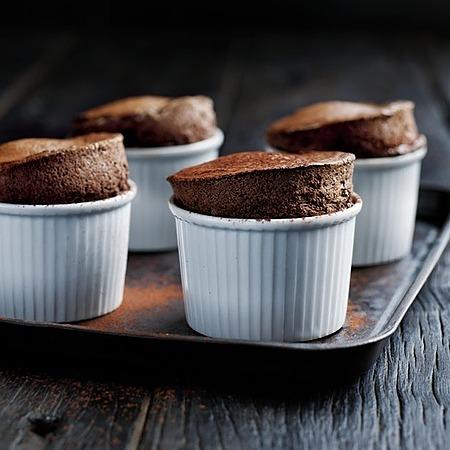 @donna.hay dark chocolate souffle Link Thumbnail   Linktree