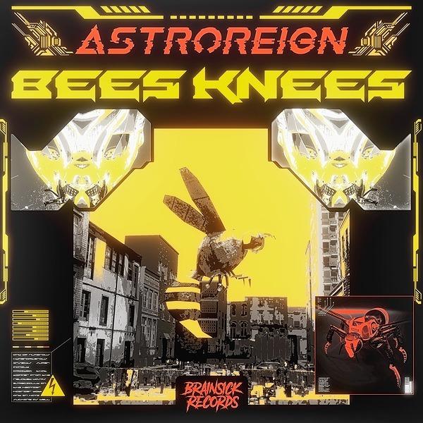 Astroreign Listen: 'Bee's Knees' Link Thumbnail   Linktree
