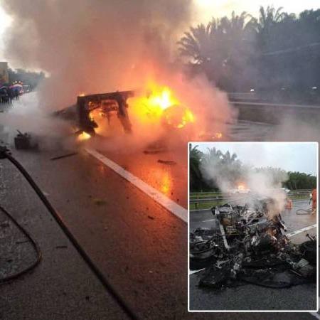 @sinar.harian Nyaris maut Lamborghini terbakar Link Thumbnail | Linktree