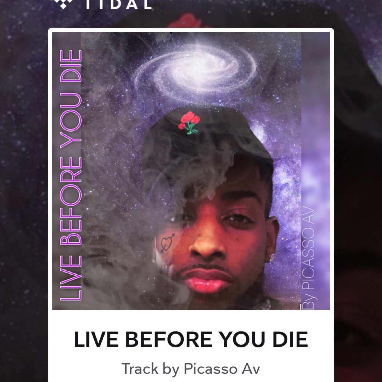 Live Before You Die on tidal