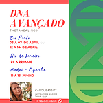 Curso DNA Avançado - 06 a 8 nov