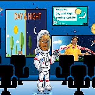 @WinterStorm Virtual Planetarium Trip-Day&Night Sky Link Thumbnail   Linktree