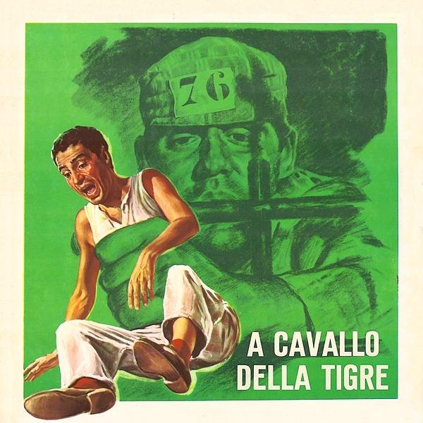 CAM Sugar A CAVALLO DELLA TIGRE (1961) by Piero Umiliani Link Thumbnail | Linktree