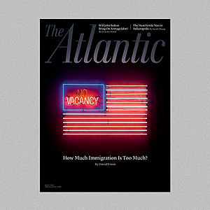 The Atlantic How Much Immigration is Too Much? Link Thumbnail | Linktree