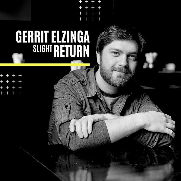"Surviving Comic Gerrit Elzinga Album #3 - ""slight RETURN (EP)"" Link Thumbnail   Linktree"