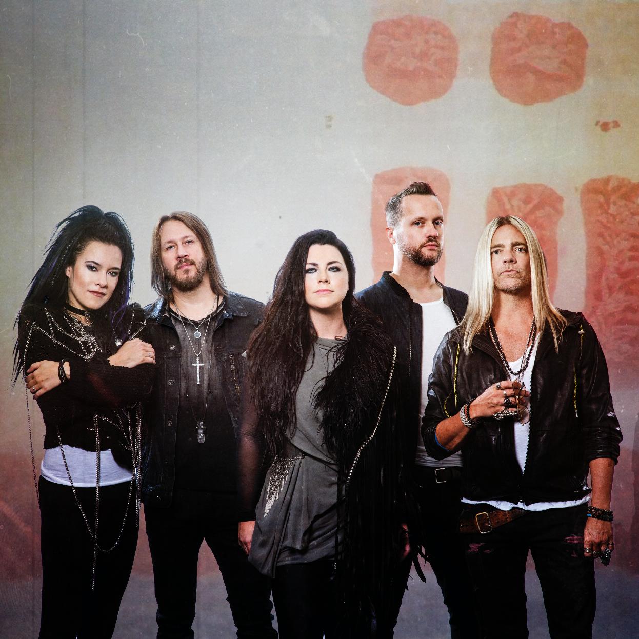 @Evanescence Profile Image   Linktree