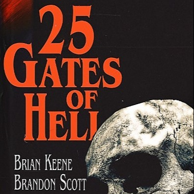 25 Gates of Hell - a new horror anthology, containing one of my twisted tales