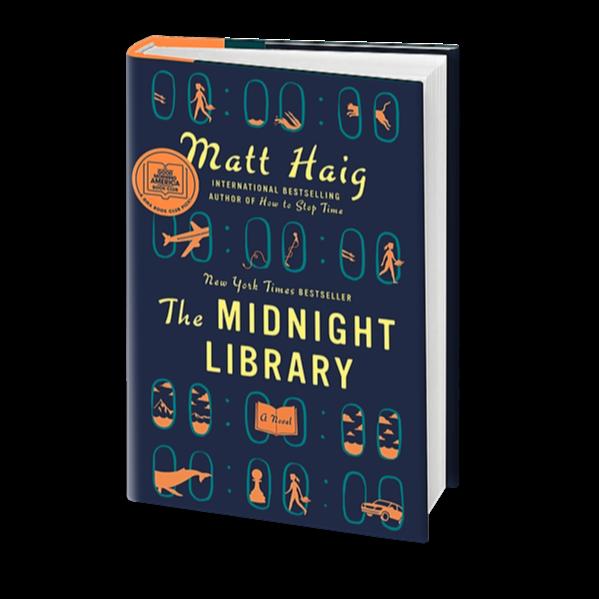 Shop Matt Haig's books US: Buy The Midnight Library at Books-A-Million Link Thumbnail | Linktree