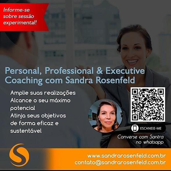 Sandra Rosenfeld Faça Coaching com Sandra Link Thumbnail | Linktree
