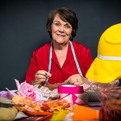 Elaine Mergard Teaches Millinery for Beginners