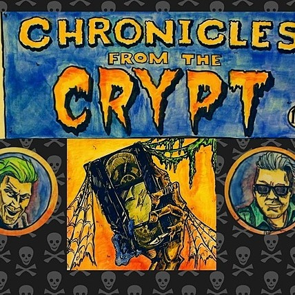 @FatherMalone Chronicles from the Crypt podcast Link Thumbnail | Linktree
