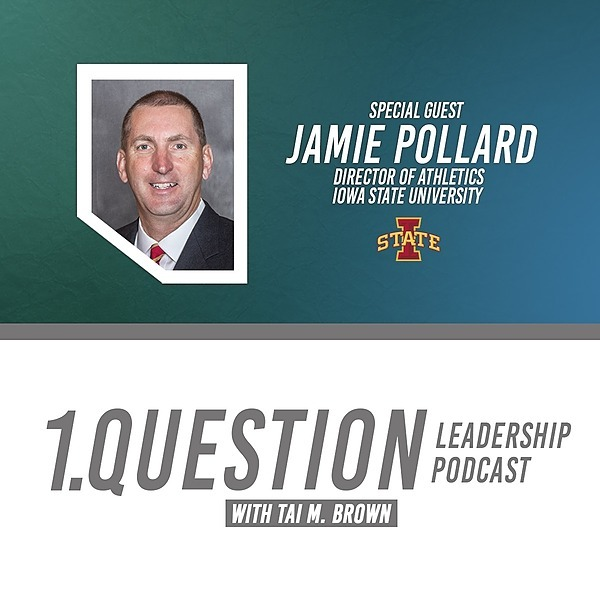 Jamie Pollard | Director of Athletics | Iowa State