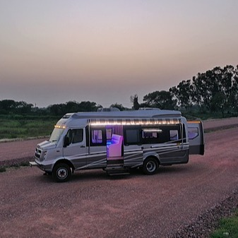 @MotorhomeAdventures New Caravan   Willow/ Detailed Tour  Link Thumbnail   Linktree